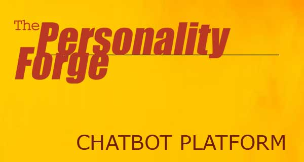 forge chatbot personality ai